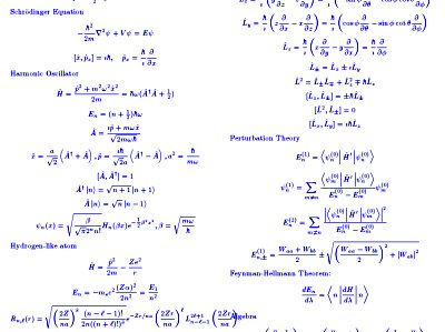 in classical mechanics or the physics of our everyday world