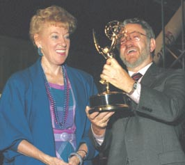 Communication Minsiter Flora MacDonald 