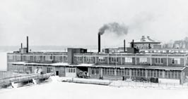 The John Street Laboratory, a former 